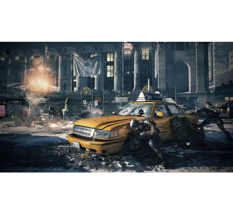 PS4 Tom Clancy's The Division kopen