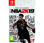 Take Two Nintendo Switch NBA 2K19