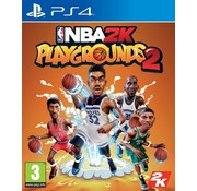 Take Two PS4 NBA 2K Playgrounds 2