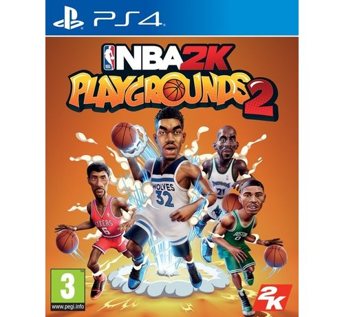 Take Two PS4 NBA 2K Playgrounds 2 kopen