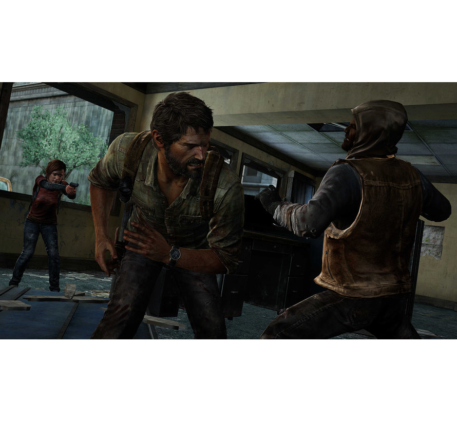 PS4 The Last Of Us Remastered kopen