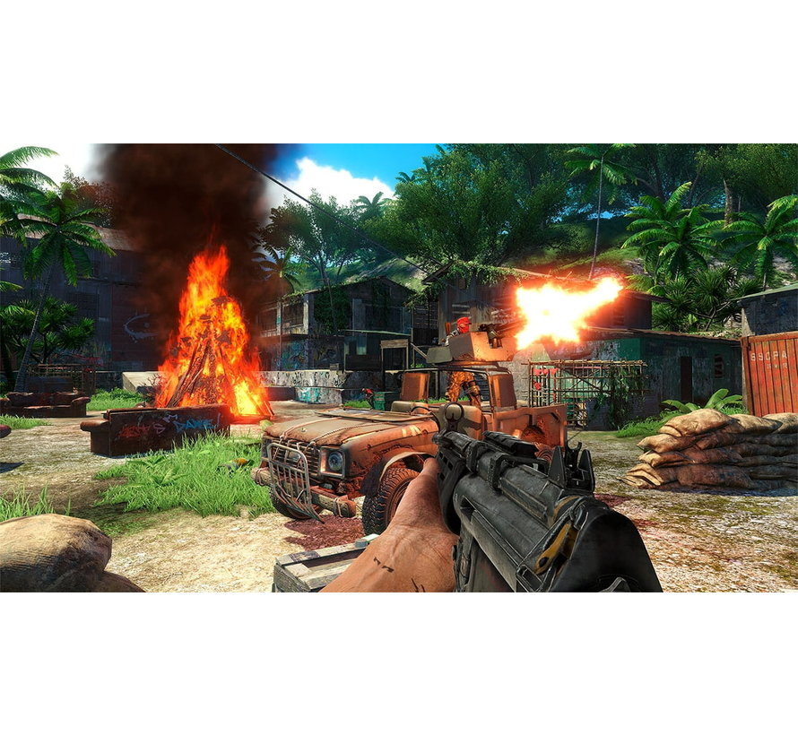 PS4 Far Cry 3 Classic Edition kopen