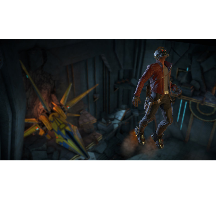PS4 Marvel's Guardians of the Galaxy: The Telltale Series kopen