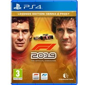 Codemasters PS4 F1 2019 - Legends Edition