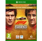 Codemasters Xbox One F1 2019 - Legends Edition