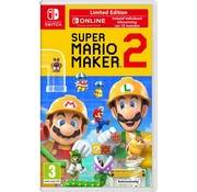 Nintendo Nintendo Switch Super Mario Maker 2 - Limited Edition