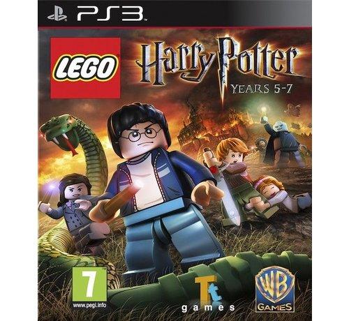 Warner PS3 LEGO Harry Potter: Years 5-7