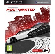 EA PS3 Need for Speed: Most Wanted (2012)