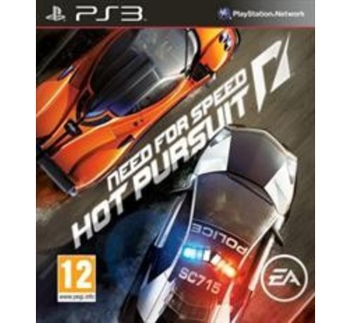 EA PS3 Need for Speed: Hot Pursuit
