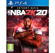 Take Two PS4 NBA 2K20 Standard Edition