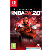Take Two Nintendo Switch NBA 2K20 Standard Edition
