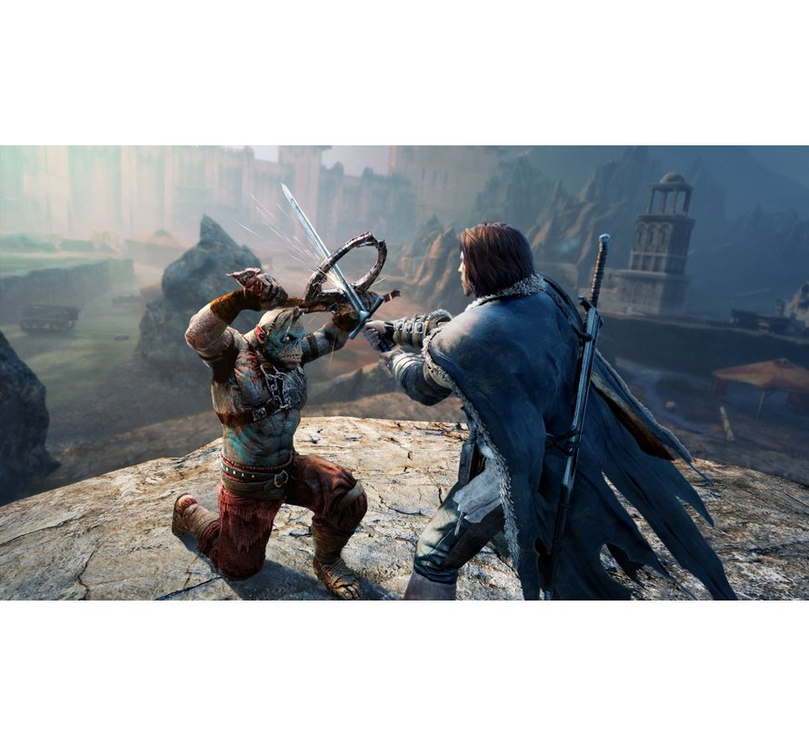 PS4 Middle-Earth: Shadow Of Mordor Game of the Year Edition kopen