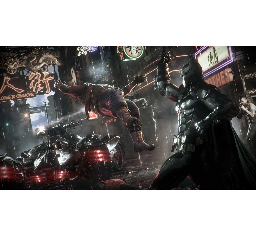 PS4 Batman: Arkham Knight Game of the Year Edition kopen