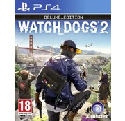 Ubisoft PS4 Watch Dogs 2 Deluxe Edition