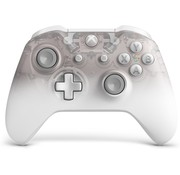 Microsoft Xbox One Wireless Controller Phantom White Special Edition