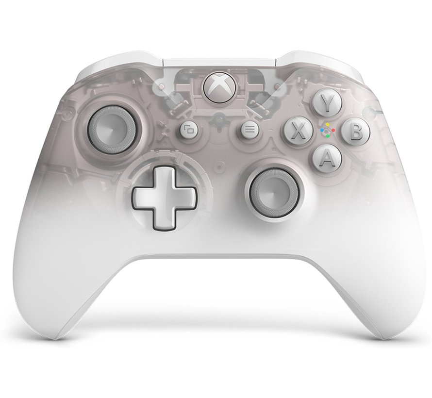 Xbox One Wireless Controller Phantom White Special Edition