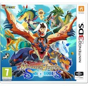 Nintendo 3DS Monster Hunter Stories