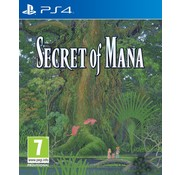 Square Enix PS4 Secret of Mana