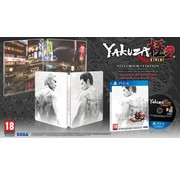 SEGA PS4 Yakuza Kiwami 2 Limited Edition