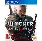 Bandai Namco PS4 The Witcher 3: Wild Hunt