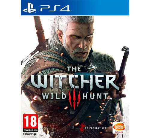Bandai Namco PS4 The Witcher 3: Wild Hunt kopen
