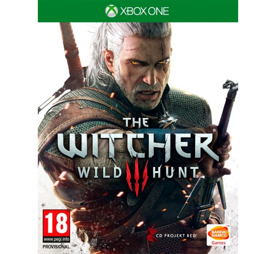 Xbox One The Witcher 3: Wild Hunt