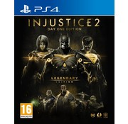 Warner PS4 Injustice 2 - Legendary Edition (Day One Edition)