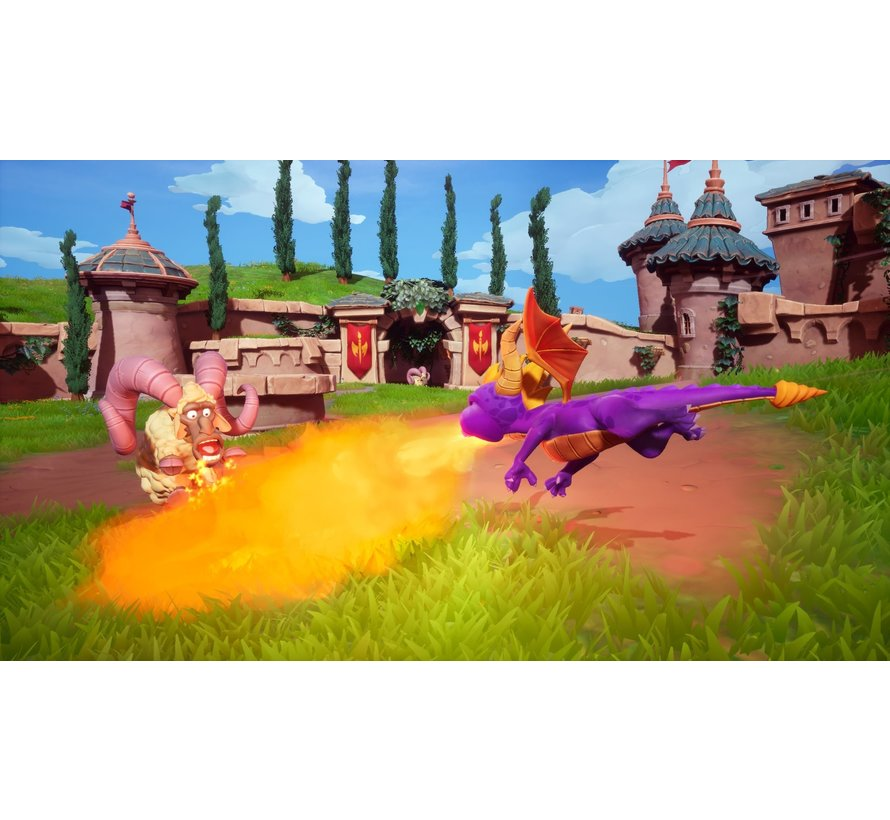 PS4 Spyro: Reignited Trilogy kopen