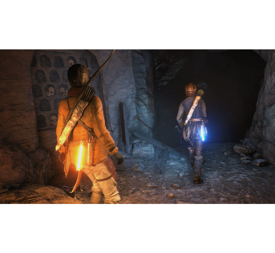 PS4 Rise Of The Tomb Raider: 20 Year Celebration kopen