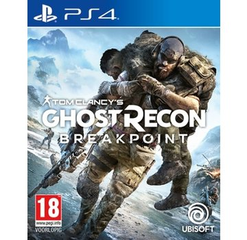 Ubisoft PS4 Tom Clancy's Ghost Recon: Breakpoint