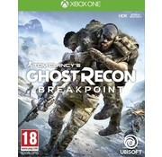 Ubisoft Xbox One Tom Clancy's Ghost Recon: Breakpoint