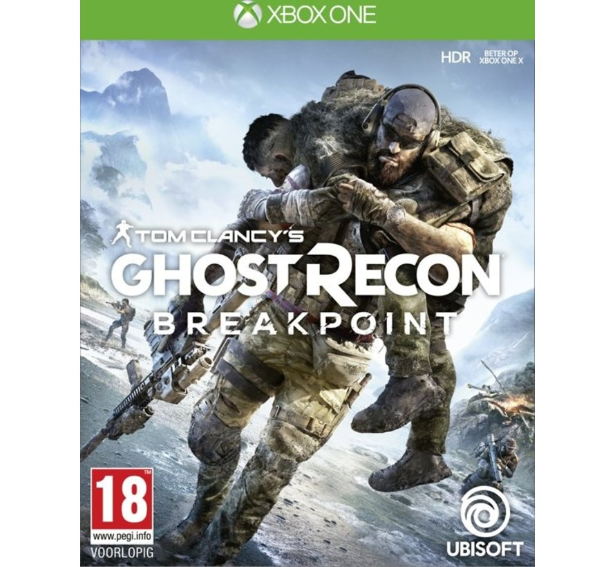 Xbox One Tom Clancy's Ghost Recon: Breakpoint kopen