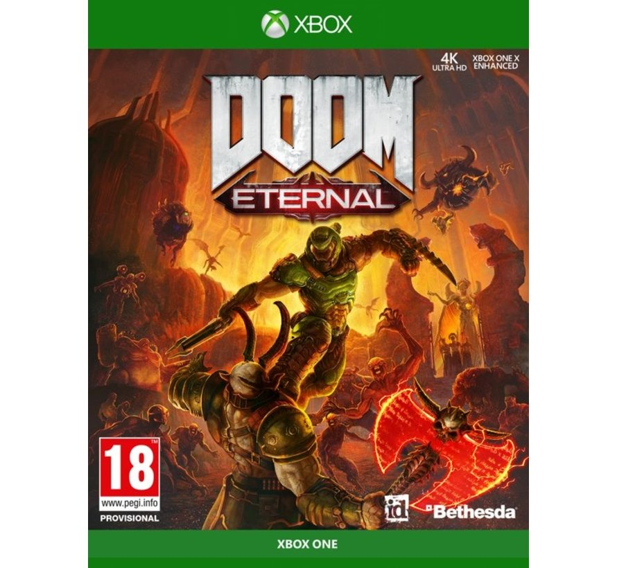 Xbox One DOOM Eternal kopen