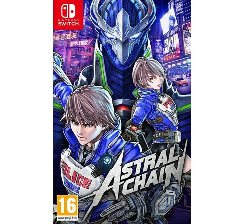 Nintendo Nintendo Switch Astral Chain kopen