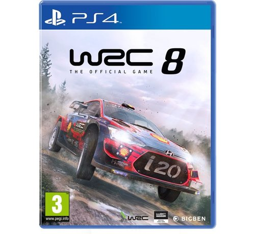KT PS4 WRC: FIA World Rally Championship 8 kopen