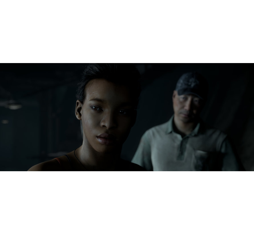 PS4 The Dark Pictures Anthology: Man of Medan kopen