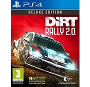 Codemasters PS4 DiRT Rally 2.0 Deluxe Edition