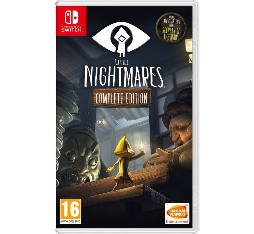 Nintendo Switch Little Nightmares: Complete Edition