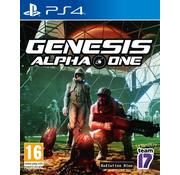PS4 Genesis: Alpha One