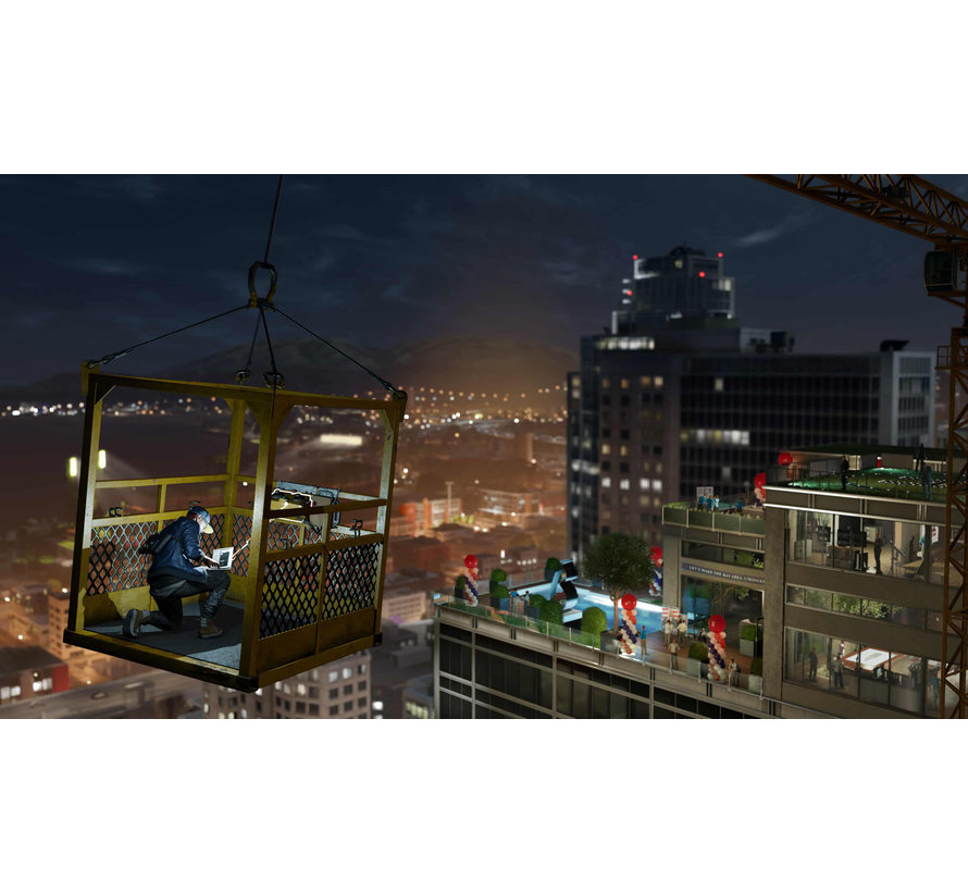 PS4 Watch Dogs 2 kopen