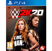 Take Two PS4 WWE 2K20