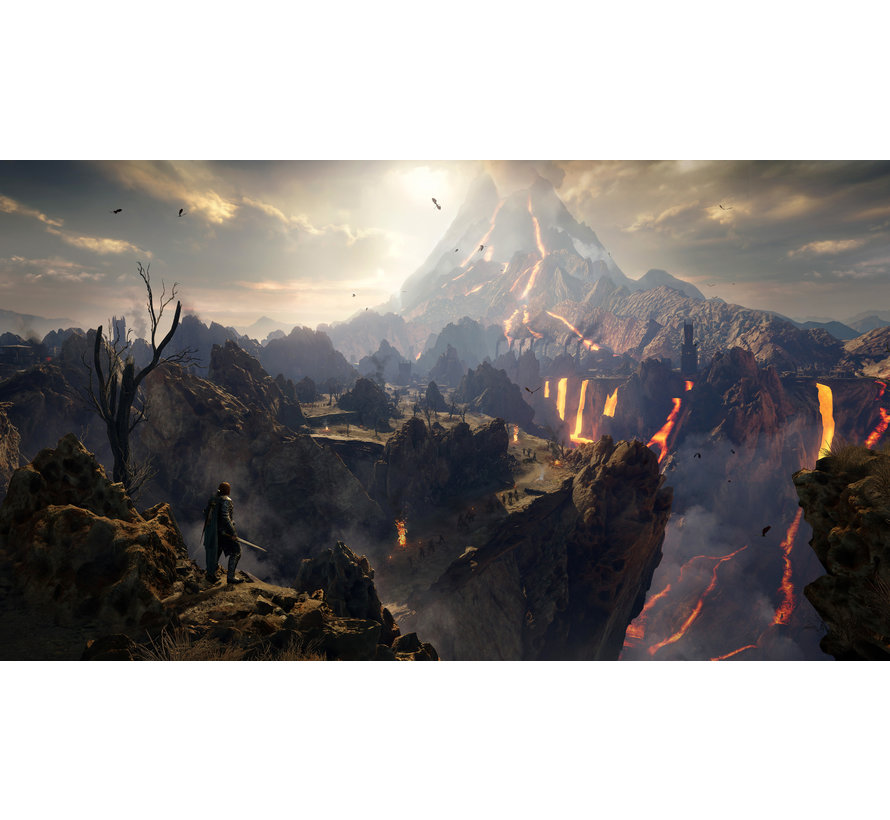 PS4 Middle-Earth: Shadow Of War - Silver Edition kopen