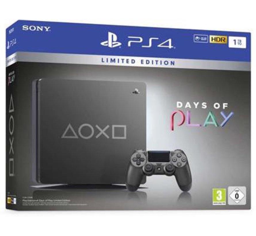 PlayStation 4 Slim (1 TB) Days of Play Limited Edition (2019)