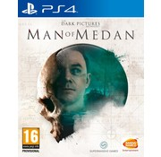 Bandai Namco PS4 The Dark Pictures Anthology: Man of Medan