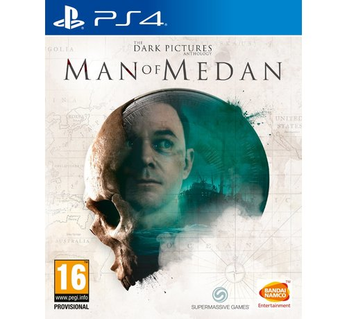 Bandai Namco PS4 The Dark Pictures Anthology: Man of Medan kopen