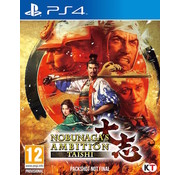 KT PS4 Nobunaga's Ambition: Taishi