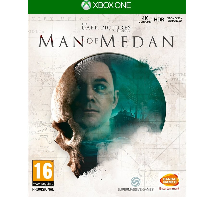 Xbox One The Dark Pictures Anthology: Man of Medan