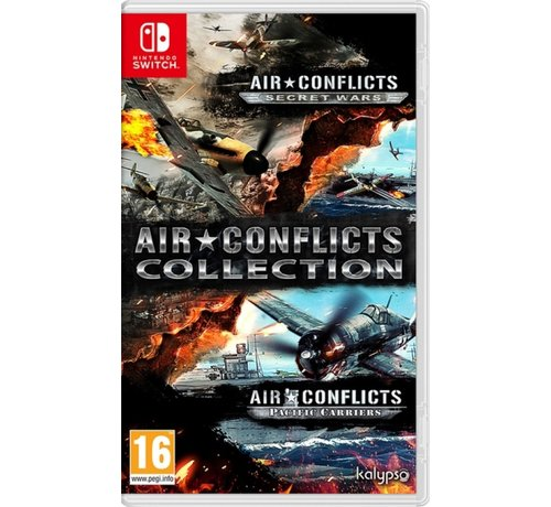 Nintendo Switch Air Conflicts Collection