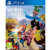 SOEDESCO PS4 World to the West