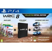 Bigben Interactive PS4 WRC: FIA World Rally Championship 8 - Collector Retail Edition